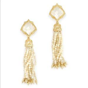 New Kendra Scott Misha Statement Earrings